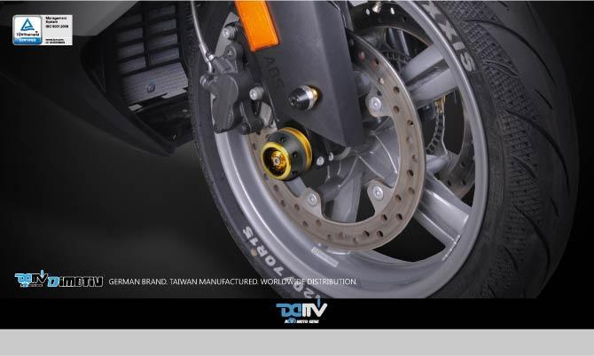 AD Front Axle Slider