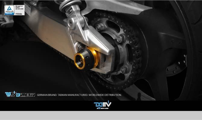 AD Series Rear Axle Slider